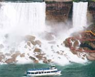 Niagara Falls Canadian Side Tour
